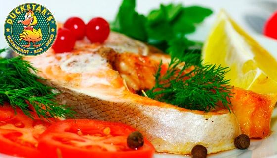 Вкусные рецепты из рыбы с фото