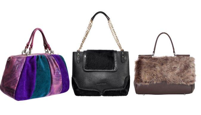 Итальянская изысканность, воплощенная в форме: сумки из натуральной кожи.