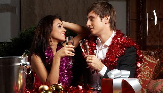 Встречу новый год с парнем